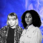 Dialogi - Vilma Rimpela ja Jasmina Amzil